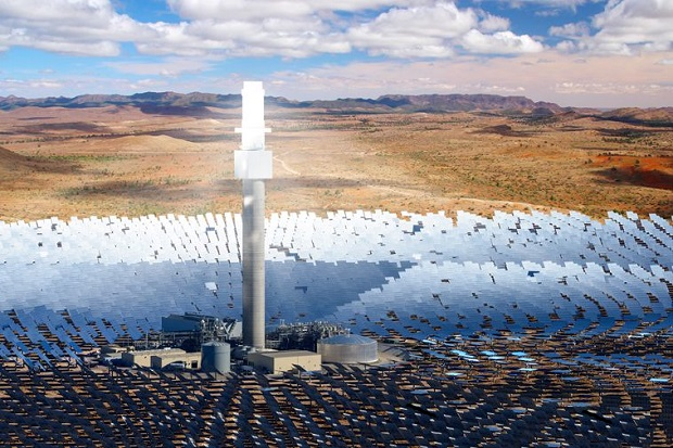 Solar thermal technology future still promising despite Aurora collapse.