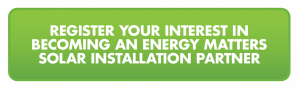 Register Your Interest Solar Contractor