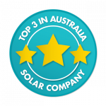 Top 3 in Australia Solar Company