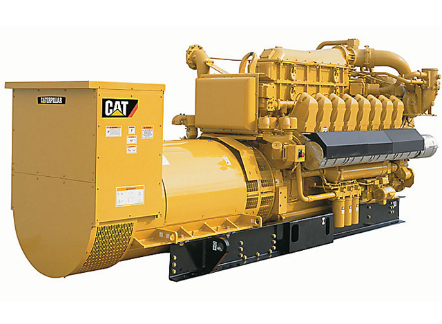 High power prices caused by gas powered electricity generators such as this