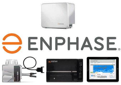 Enphase batteries