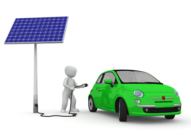 Electric vehicle drivers find a home solar installation can help charge up an electric vehicle, reducing power costs.