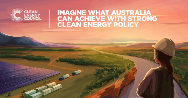Clean energy superpower could be Australia's destiny according to the CEC.