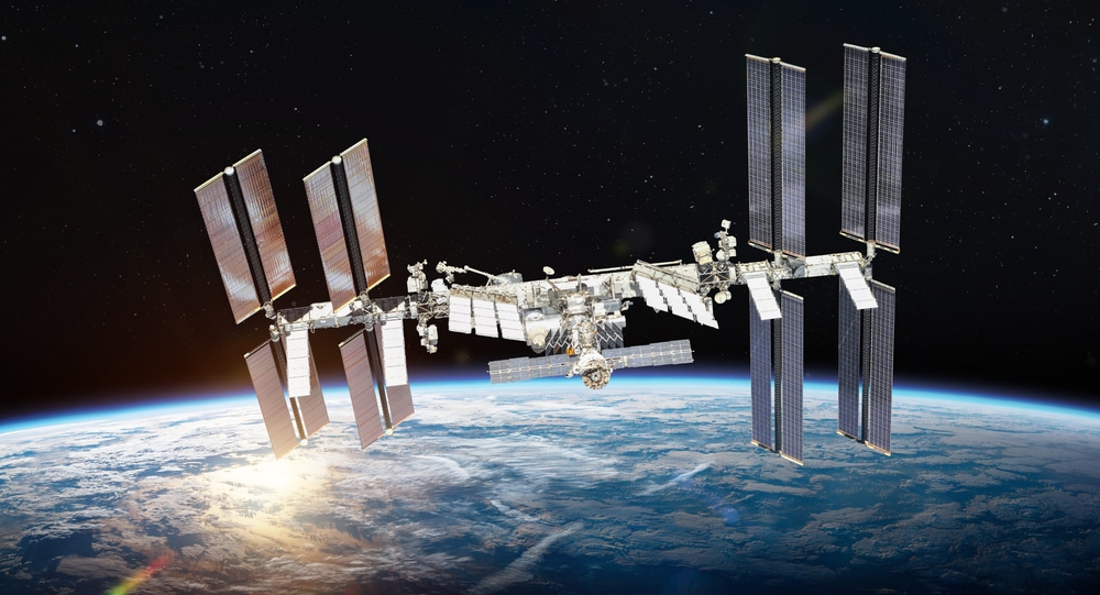 - Astronauts - Astronauts complete solar upgrade to International Space Station