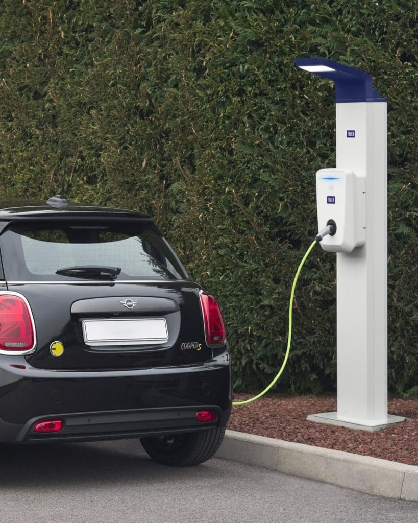 Electric Vehicle FIMER Charger