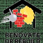 Renovate or Rebuild logo