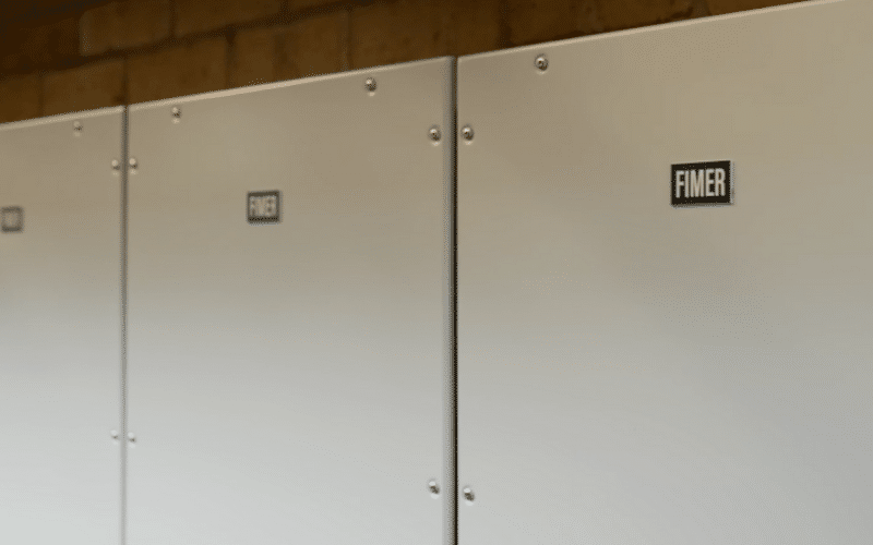 FIMER solar and battery storage
